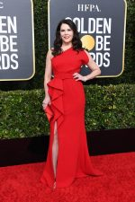 Lauren Graham In Azzi & Osta @  2020 Golden Globe Awards.