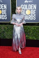 Lucy Boynton In Louis Vuitton  @ 2020 Golden Globe Awards