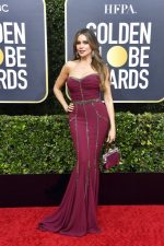 Sofia Vergara In  Dolce and Gabbana @  2020 Golden Globe Awards