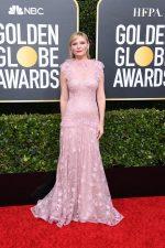 Kirsten Dunst In Rodarte @ 2020 Golden Globe Awards