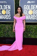 Priyanka Chopra-Jonas In Cristina Ottaviano @ 2020 Golden Globe Awards