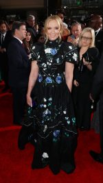 Toni Collette  In Erdem @  2020 Golden Globe Awards