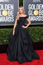 Annabelle Wallis In Zuhair Murad  @ 2020 Golden Globe Awards