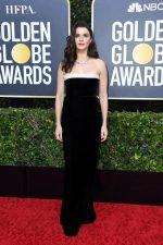 Rachel Weisz  In Tom Ford @ 2020 Golden Globe Awards