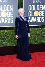 Glenn Close  In Armani Prive  @ 2020 Golden Globe Awards
