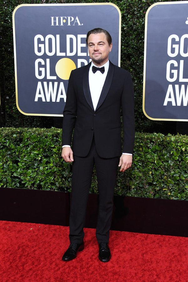 attended the 2020 Golden Globe Awards  on Sunday (January 5) at the Beverly Hilton Hotel in Beverly Hills, Calif.