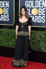 Rachel Bilson In Brock Collection @ 2020 Golden Globe Awards