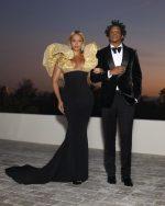 Beyoncé & Jay-Z Attends  2020 Golden Globe Awards