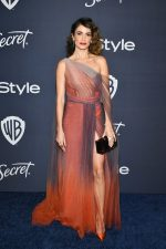 Nikki Reed  In  Hass Idriss  @  @ 2020 InStyle And Warner Bros. Golden Globe Awards After-Party