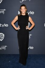 Ashley Greene  In Tadashi Shoji  @ 2020 InStyle And Warner Bros. Golden Globe Awards After-Party