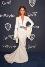 Kate Beckinsale  In Romona Keveza @ 2020 InStyle And Warner Bros. Golden Globe Awards After-Party