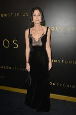 Minnie Driver In Antonio Berardi  @2020 Amazon Studios Golden Globes After Party