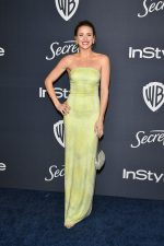 Shantel VanSanten  In  Armani   @ 2020 InStyle And Warner Bros. Golden Globe Awards After-Party