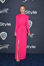 Kate Bosworth  In Prabal Gurung  @ 2020 InStyle And Warner Bros. Golden Globe Awards After-Party