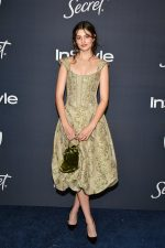 Diana Silvers In Brock Collection @  2020 Warner Bros. / InStyle Golden Globe Awards After Party. #GoldenGlobes