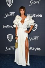 Jackie Cruz  In Leal Daccarett   @ 2020 InStyle And Warner Bros. Golden Globe Awards After-Party