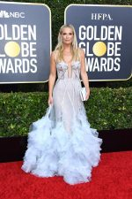 Molly Sims In Molly Sims @ 2020 Golden Globe Awards