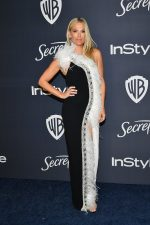 Molly Sims In Pamella Roland  @ 2020 InStyle And Warner Bros. Golden Globe Awards After-Party