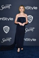 Sabrina Carpenter In Cushnie  @ 2020 InStyle And Warner Bros. Golden Globe Awards After-Party