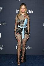 Halston Sage  In Galia Lahav  @ 2020 InStyle And Warner Bros. Golden Globe Awards After-Party