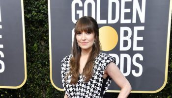 lorene-scafaria-in-hamel-2020-golden-globe-awards