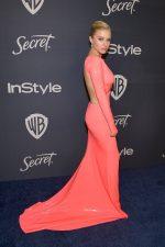 Julia Schlaepfer  In Greta Constantine @ 2020 InStyle And Warner Bros. Golden Globe Awards After-Party