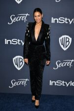 Janina Gavankar In Georges Chakra  @ 2020 Warner Bros. / InStyle Golden Globe Awards After Party