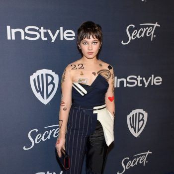 cailee-spaeny-in-monse-2020-instyle-and-warner-bros-golden-globe-awards-after-party