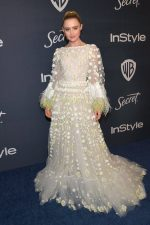 Kathryn Newton In Valentino @  2020 InStyle And Warner Bros. Golden Globe Awards After-Party