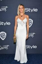 Kristin Cavallari  In Galvan @ 2020 InStyle And Warner Bros. Golden Globe Awards After-Party