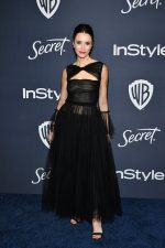 Abigail Spencer  In Khaite @ 2020 InStyle And Warner Bros. Golden Globe Awards After-Party