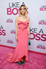 """Rose Byrne  In Alexis Mabille @  """"Like A Boss""""  New York Premiere"""