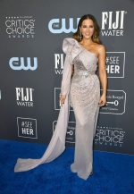 Kate Beckinsale  In Julien  X Gabriela @ 2020 Critics' Choice Awards