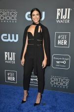 Mandy Moore In Elie Saab @  2020 Critics' Choice Awards