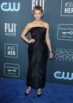 Renée Zellweger  In Christian Dior  Couture  @ 2020 Critics Choice Awards