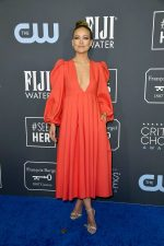 Olivia Wilde  In Valentino @ 2020 Critics' Choice Awards