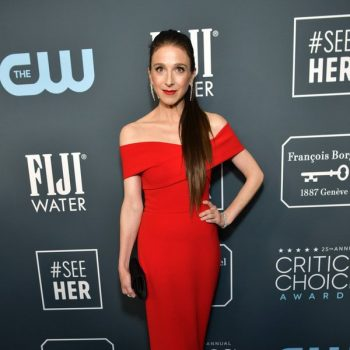 marin-hinkle-in-romona-keveza-2020-critics-choice-awards