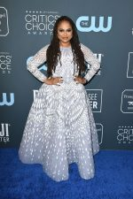 Ava DuVernay  In Michael Cinco Couture @ 2020 Critics' Choice Awards