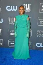 Janet Mock In Valentino  Couture @ 2020 Critics' Choice Award