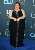 Chrissy Metz  In 11 Honore @ 2020 Critics' Choice Awards