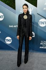 Margaret Qualley In  Chanel  @ 2020 SAG Awards