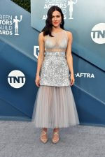 Nina Kiri  In Georges Chakra  Couture  @  2020 SAG Awards