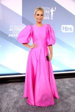 Molly Sims  In Rasario  @ 2020 SAG Awards