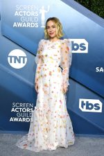 Sarah Goldberg In Monique Lhuillier @ 2020 SAG Awards