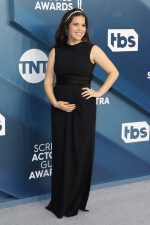 America Ferrera In Paule Ka  @ 2020 Screen Actors Guild Awards