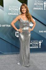 Jane Seymour  In SHO  Sequin Gown @  2020 Screen Actors Guild Awards