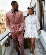 Gabrielle Union & Dwyane Wade  @ Ralph & Russo's Haute Couture Spring/Summer 2020 Show