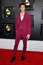Shawn Mendes In Louis Vuitton @ 2020 Grammy  Awards