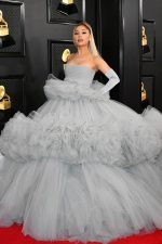 Ariana Grande In Giambattista Valli Haute Couture @ 2020 Grammy Awards