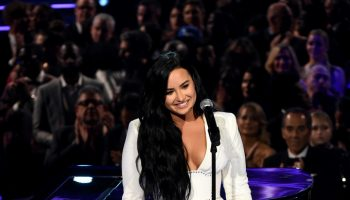 demi-lovato-in-christian-siriano-performing-2020-grammy-awards